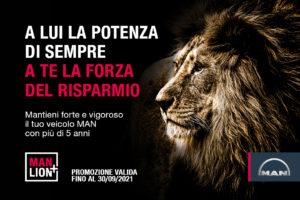Campagna MAN Lion+